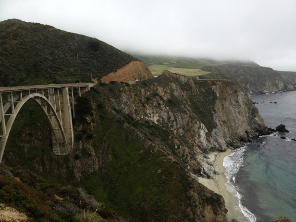 Bixby Bridge mile 13.1