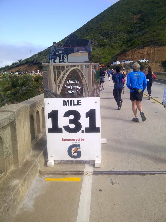 13.1 Mile Marker