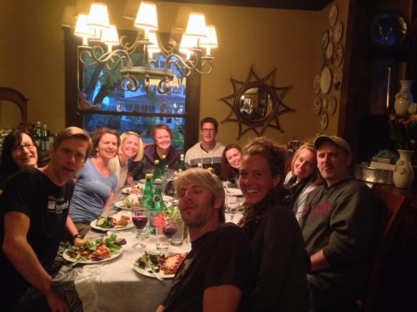 Dinner Crew!