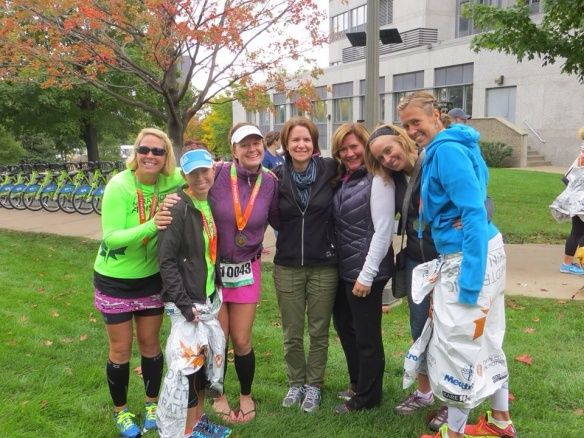 Another Mother Runner BOND!