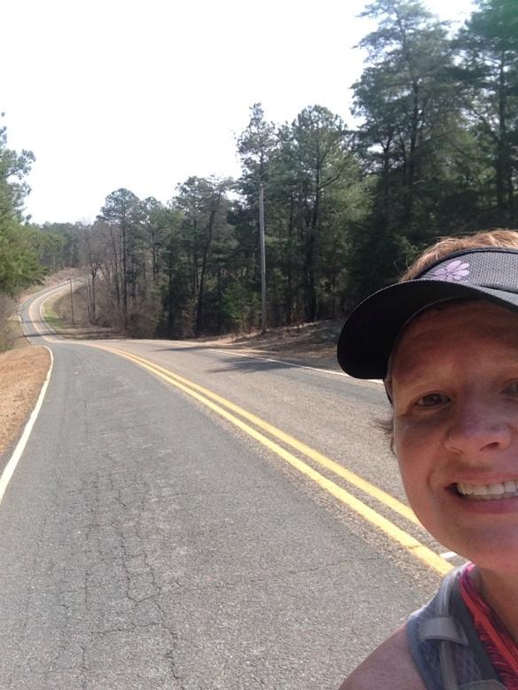 downhill Selfie