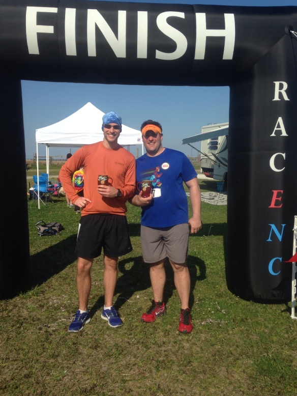They did it! Congrats Garrett and Jason!