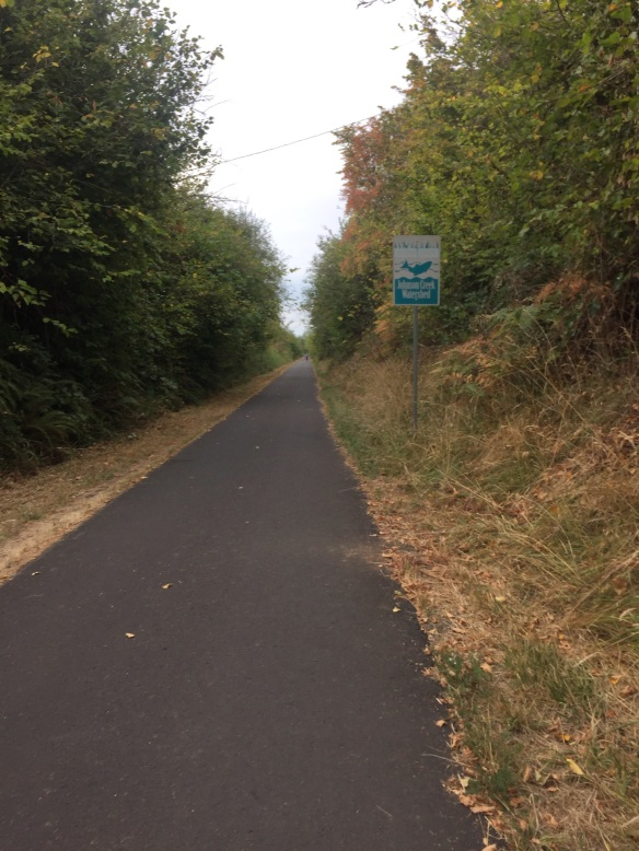Leg 9- Springwater Trail